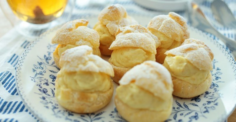 durian puff Singapore