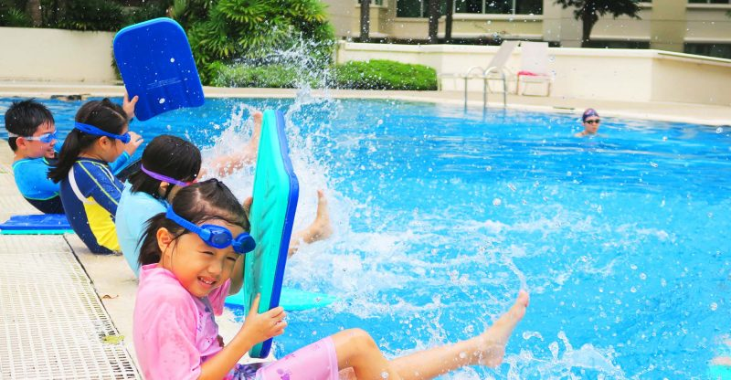 Swimming Lessons in Singapore