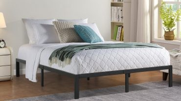 Metal Bed Frames - Easy to Assemble